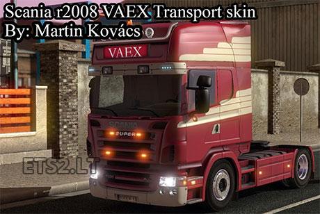 vaex-transport