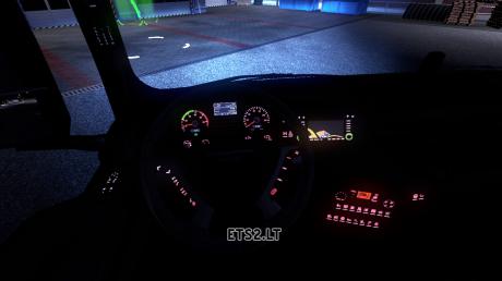 MAN-TGX-Interior