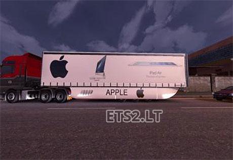 Apple Trailer