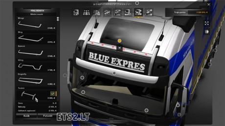 blue-express