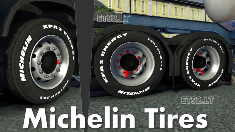Michelin Tires for all trucks