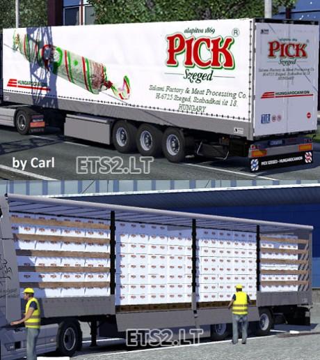pick-trailer