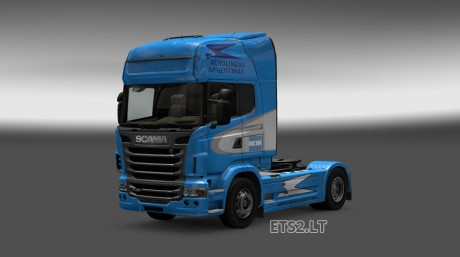 Scania-Aerolineas-Argentinas-Skin-1