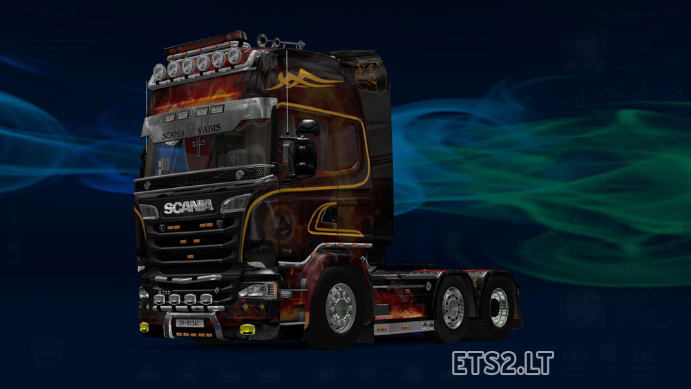 Mods - Page 7 Scania-Fire-Edition-1