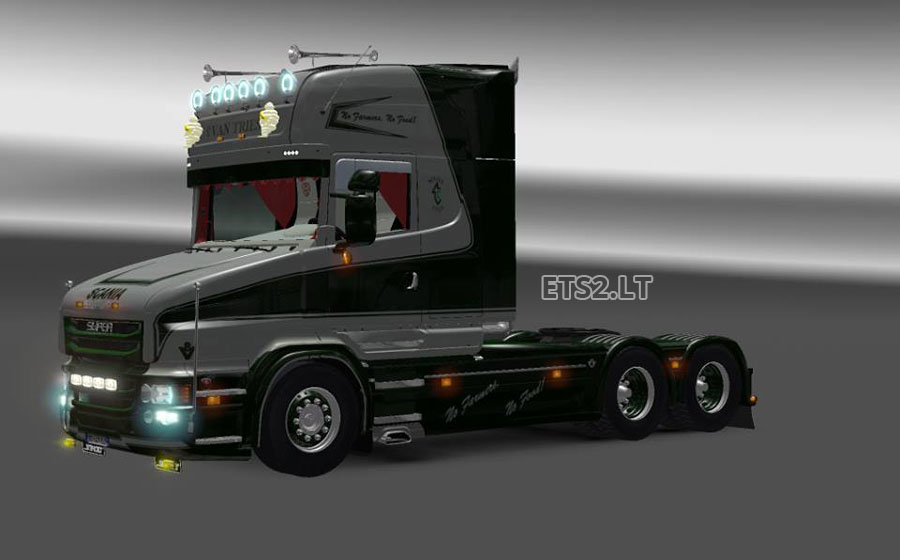 Scania T730 | ETS 2 mods