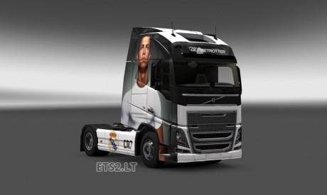Volvo-FH-2012-Cristiano-Ronaldo-Skin-1