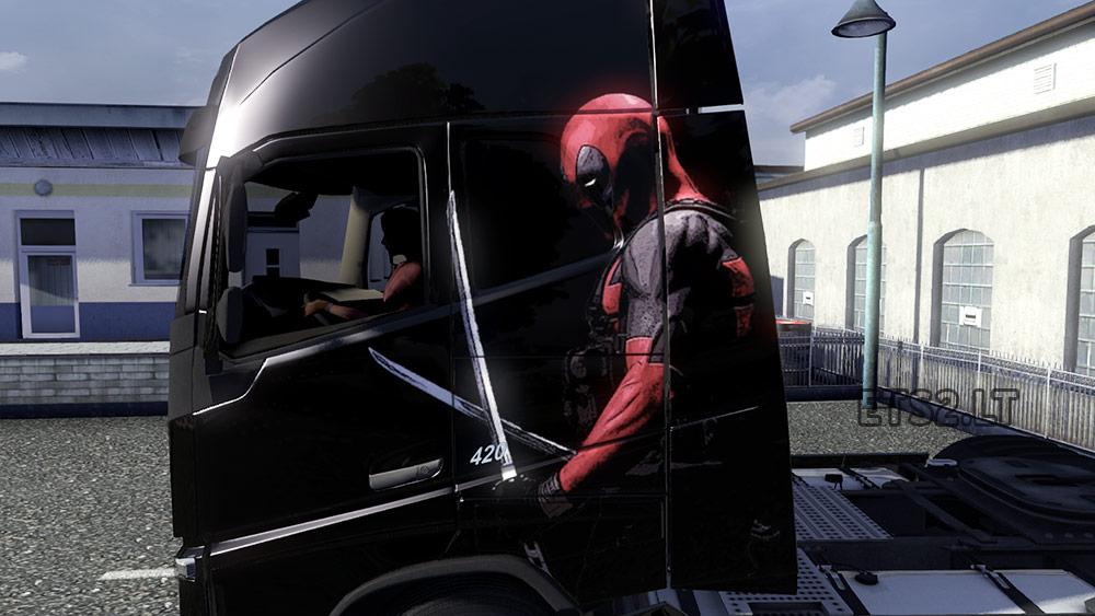 Skins Deadpool2