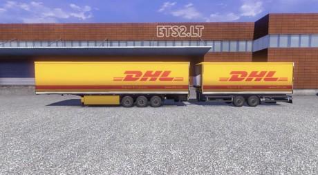 DHL-Krone-Gigaliner