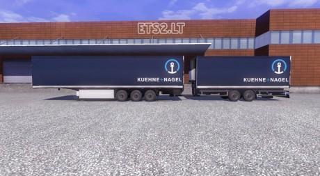 Kuehne-Nagel-Krone-Gigaliner