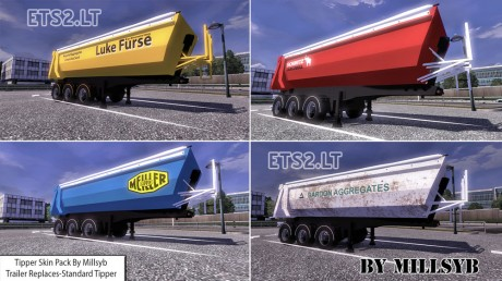 Tipper-Trailer-Skin-Pack