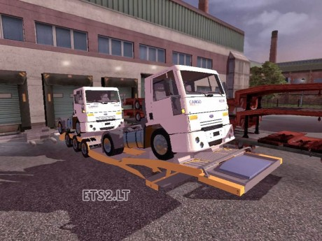 Trailer-with-Ford-Cargo-Trucks
