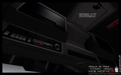 Volvo-FH-16-Black-Red-Interior-3