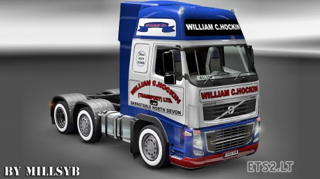 Volvo-FH-2009-William-C-Hockin-Skin