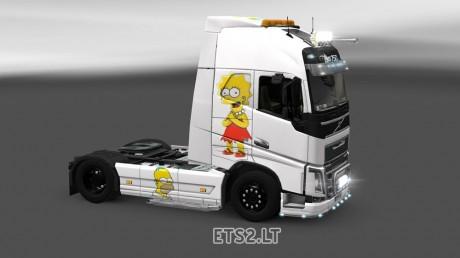 Volvo-FH-2012-Simpson-Skin-1