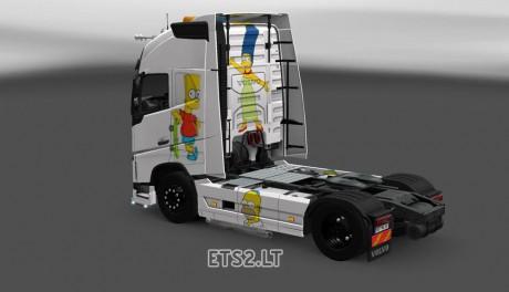 Volvo-FH-2012-Simpson-Skin-2