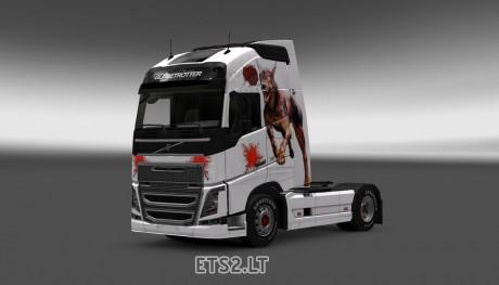 Volvo-FH-2012-Zombie-Skin-1