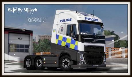 Volvo-FH-2013-Police-Skin