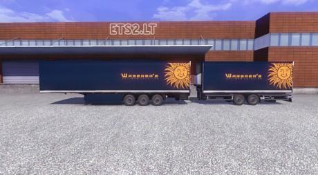 Waberers-Krone-Gigaliner