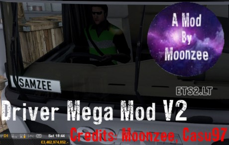 driver-mega-mod