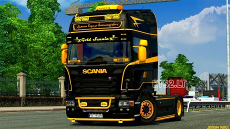 gold-scania