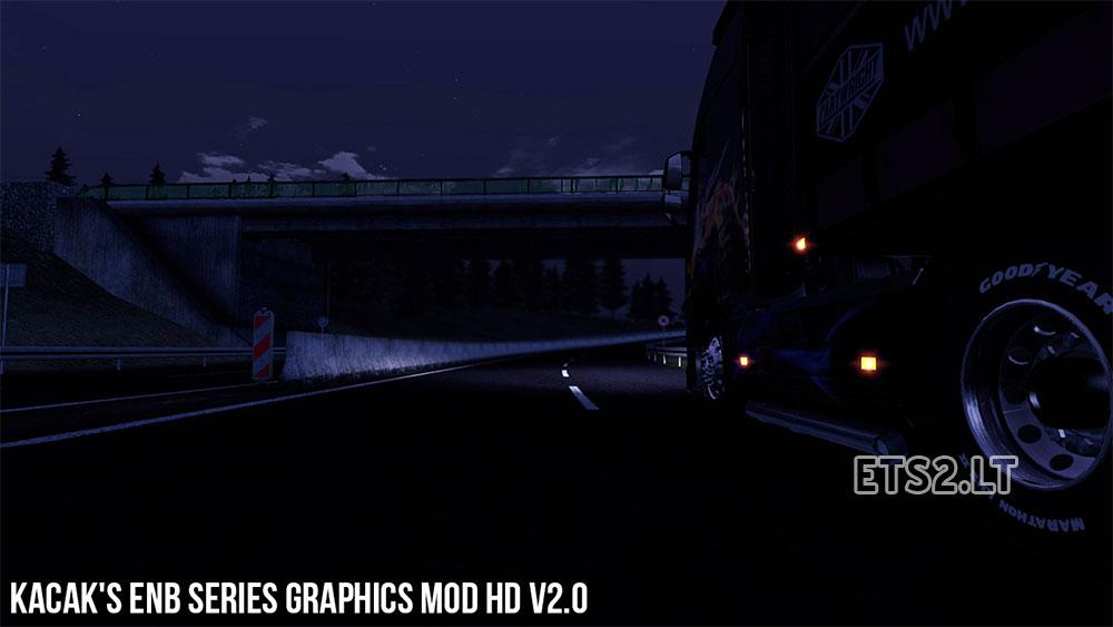kacak s enb series graphics mod hd v2 0 ets 2 mods
