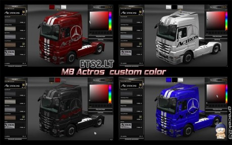 mb-actros-custom-colors