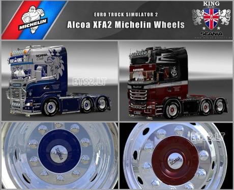 michelin-wheels