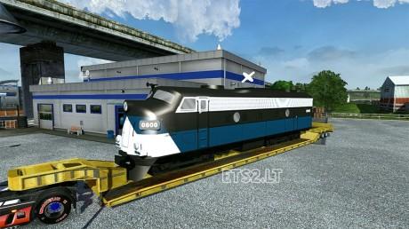 train-trailer