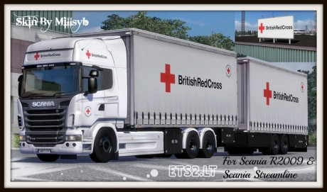 British-Red-Cross-Tandem-Pack