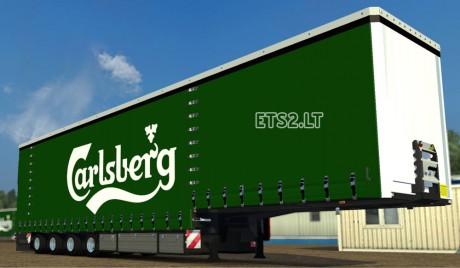 Carlsberg-Jumbo-Trailer