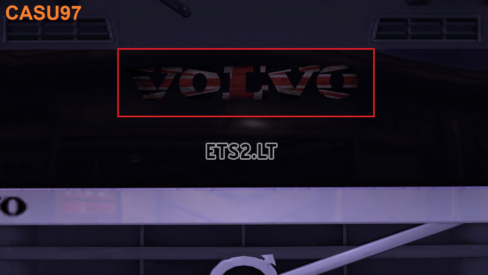 New Volvo Symbol Ets 2 Mods