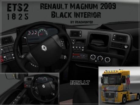 Renault-Magnum-Black-Interior