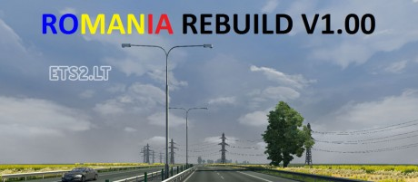 Romania-Map-Rebuild-v-1.0