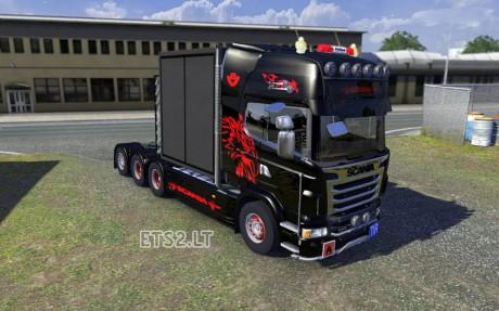Scania-Custom-V8-Pipe-Sound