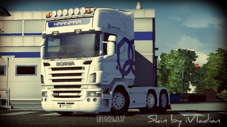 Scania-Haanpaa-Logistics-Skin