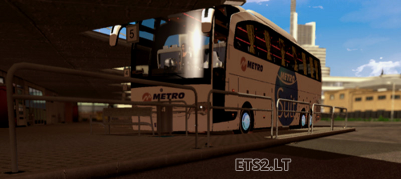 travego 17 shd remade