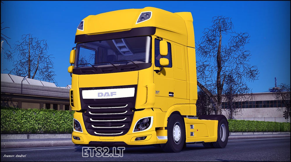 Trucks - Page 13 DAF-Euro-6