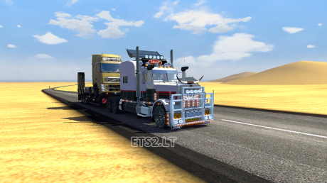 Peterbilt-389-6x6-Chassis