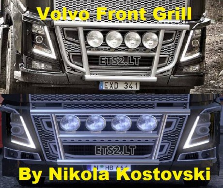 Volvo-FH-2012-Front-Grill
