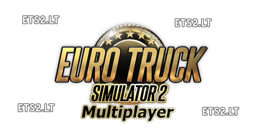 Euro Truck Simulator 2 Multiplayer v 1.0 ALPHA | ETS 2 mods