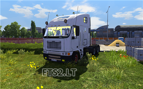 Freightliner-Argosy