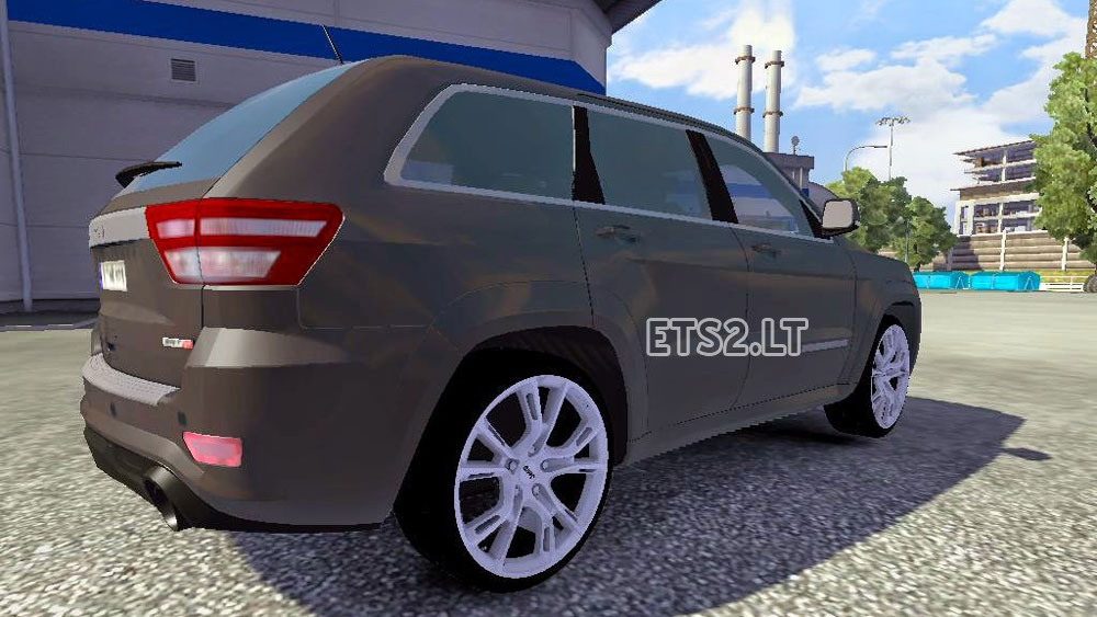 Grand Cherokee Srt8 Ets 2 Mods