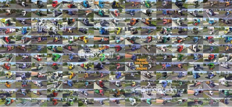 Painted-Truck-Traffic-by-Jazzycat-v-1.3.1-1