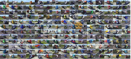 Painted-Truck-Traffic-by-Jazzycat-v-1.3.1-2