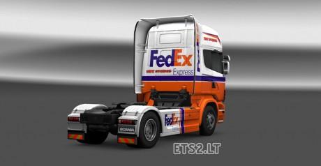 Scania-FedEx-Express-Skin-2