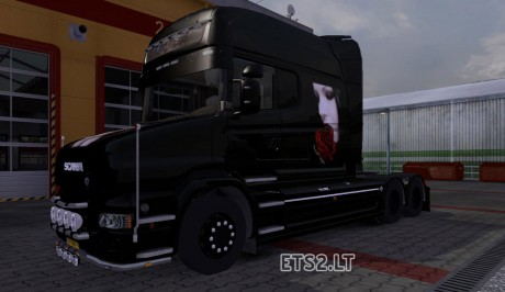 Scania-T-Longline-all-in-black-Skin-1