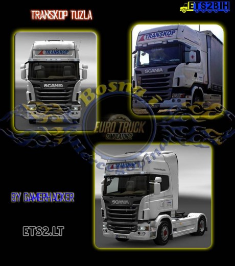 Scania-Transkop-Tuzla-Skin