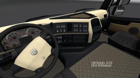 Volvo-FH-2009-Black-&-Beige-Interior-1
