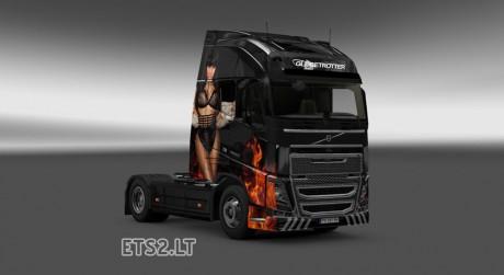 Volvo-FH-2012-Nicki-Minaj-Skin-1