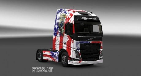 Volvo-FH-2012-USA-Skin-1